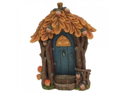Autumn Cottage 20.3cm