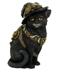 Clockwork Kitty 16.5cm