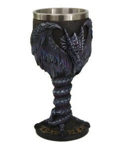 Draconic Kingdom Goblet 16cm