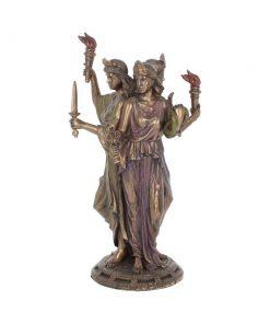 Hecate Goddess of Magic 21cm