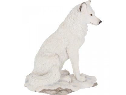 Ghost Wolf 19.5cm