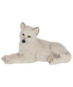 Winter Wolf Pup 12cm