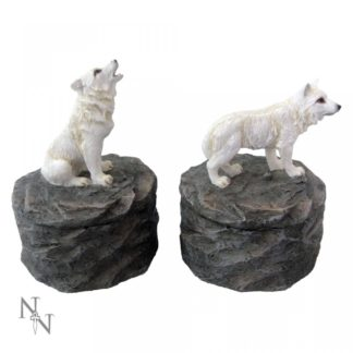 Loyal Guardians (Set of 2) 8cm