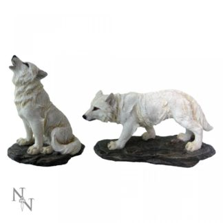 Before the Chase (Set of 2) 9.8cm