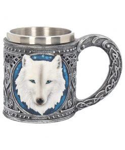 Ghost Wolf Tankard 15.4cm
