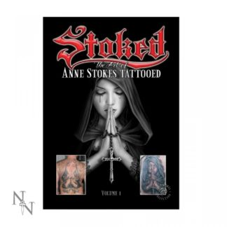 Anne Stokes Tattoo Book Volume 1 A4