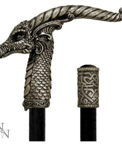 Horned Dragon Swaggering Cane (94cm)
