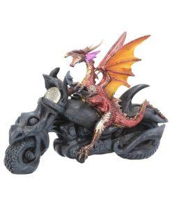 Born To Ride 28cm