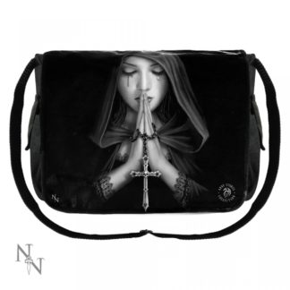 Messenger Bag - Gothic Prayer (AS) 40cm