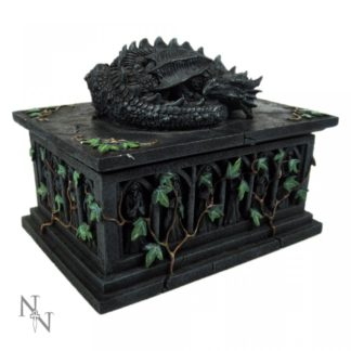 Dragon Tarot Card Box 18cm