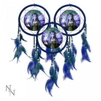 Dreamcatcher  AS Mystic Aura (Pack of 3) 15cm