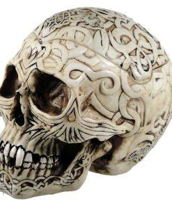 Celtic Skull Box 20cm