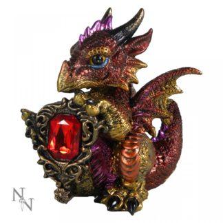 Ruby Dragonling 12cm