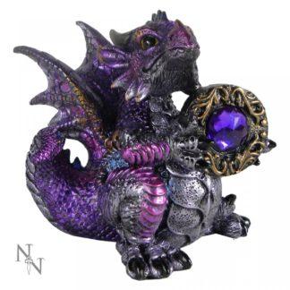 Amethyst Dragon 13cm