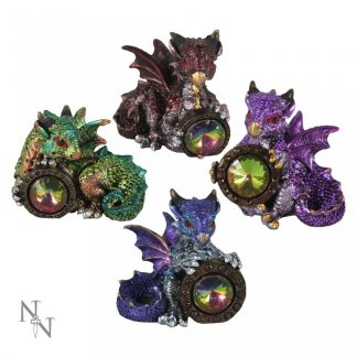Dragon's Reward (Set of 4) 5.5cm