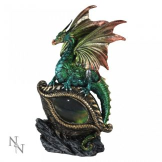 Eye Of The Dragon Green 21cm