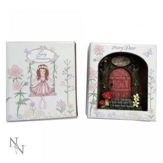 Fairy Door - Pink