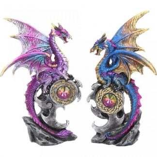 Realm Protectors (Set of 2) 15cm