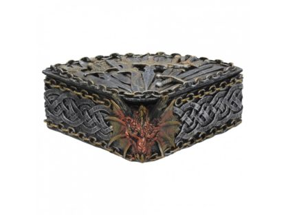 Dragon Kingdom Box 17cm
