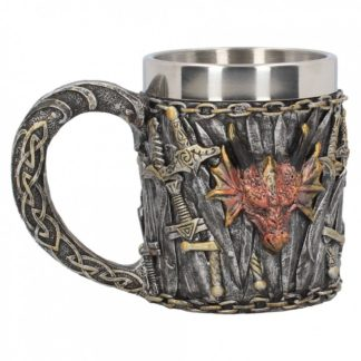 Dragon Kingdom Tankard 11.5cm