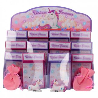 Unicorn Treasures (Set of 12) 5cm