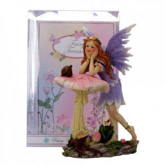 Fairy Daydream - Lilac 16.5cm