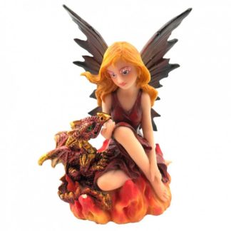 Companions of the Embers (Set of 4) 9.8cm
