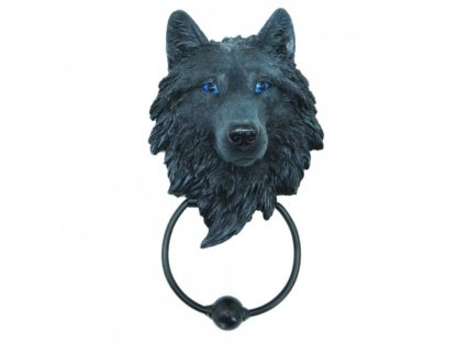 Dark Guardian Wolf 22.8cm