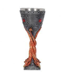 Dragons Weave Goblet 24cm