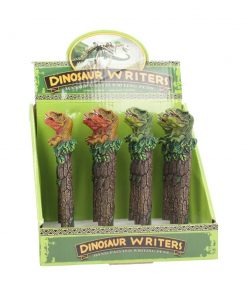 Dinosaur Writers 16cm (Display of 12)