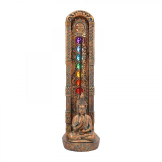 Ascending Chakras Incense Burner 23.5cm