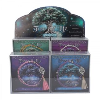 Tree of Life Bracelets (Display of 12)