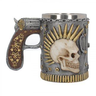 Russian Roulette Tankard 18cm