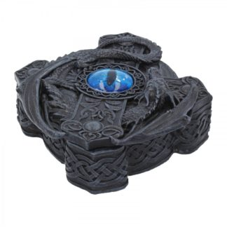 Ice Dragon Cross Box 16.5cm
