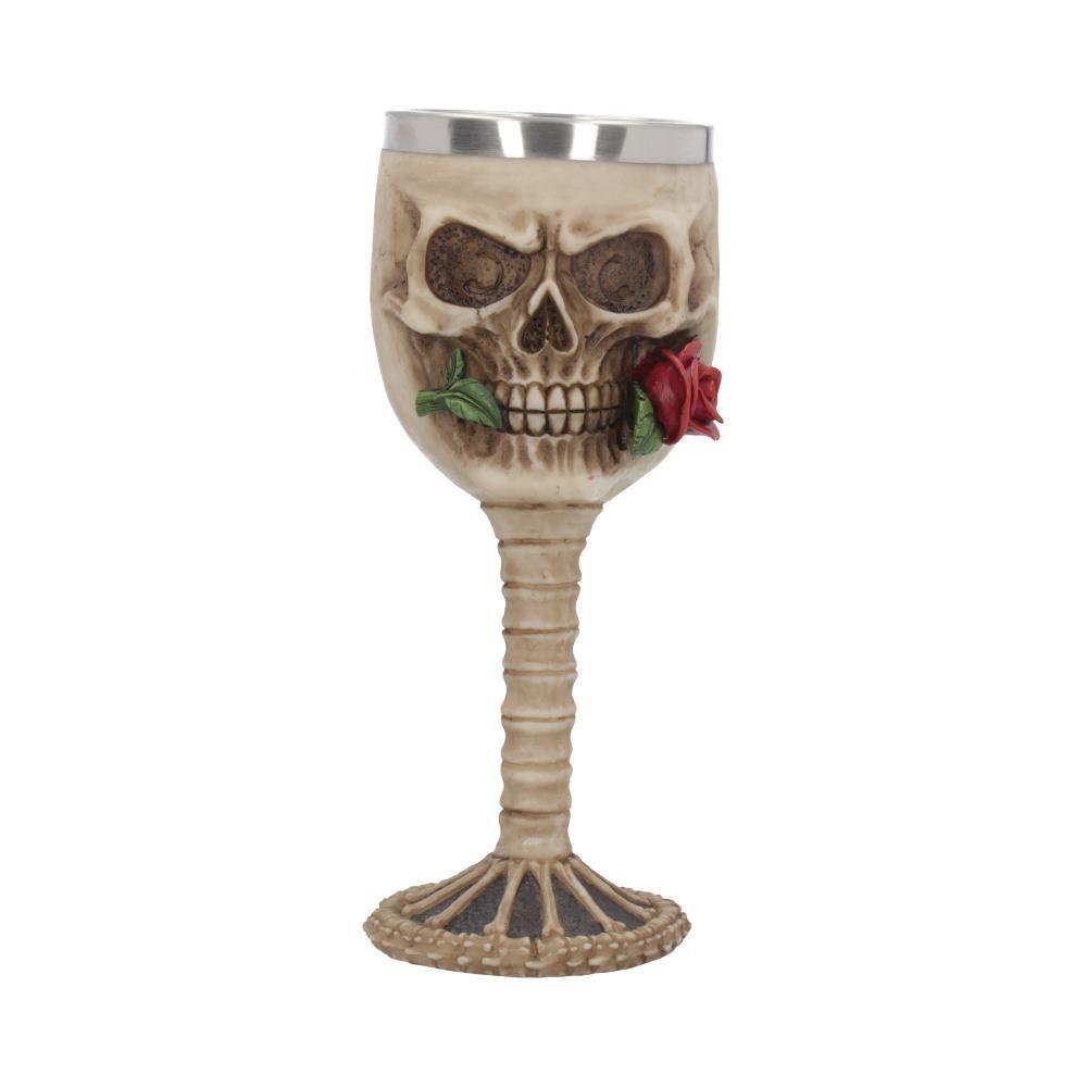 Rose from the Dead Goblet 18.5cm