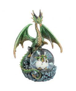 Emerald Oracle 19cm