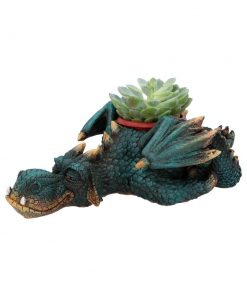 Dozing Dragon Plant Pot 31.8cm