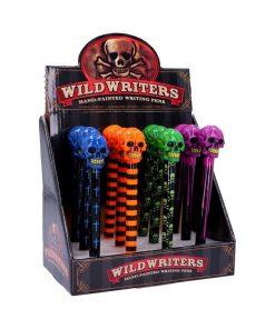 Wild Writers Numbskull Pens (Display of 12) 16cm