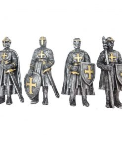 Defend the Realm Magnets (Set of 4) 8.7cm