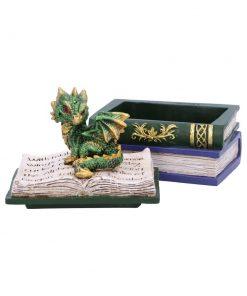 Dragonling Diaries (Green) 11.3cm
