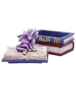 Dragonling Diaries (Purple) 11.3cm
