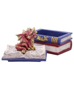 Dragonling Diaries (Red) 11.3cm