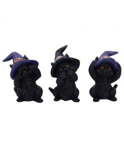 Three Wise Familiars 9.2cm